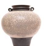 Raku Art pottery